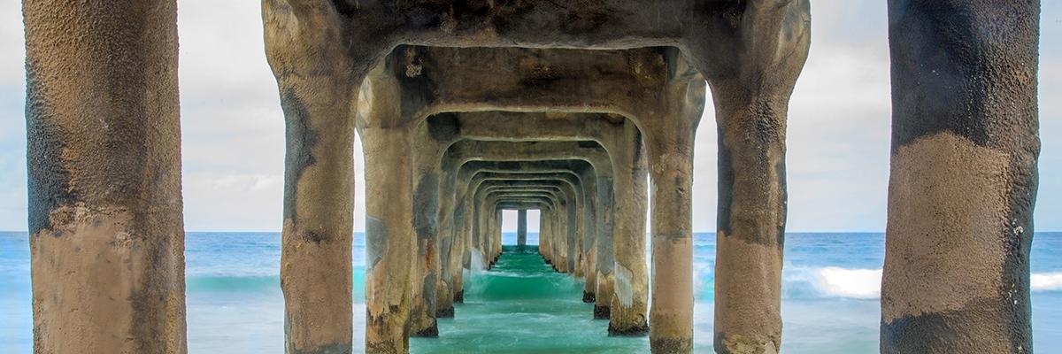 MB Under Pier W