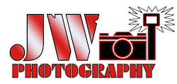 JW Photography NEW Logo RedBLK Camera
