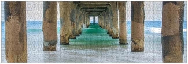 Under MB Pier