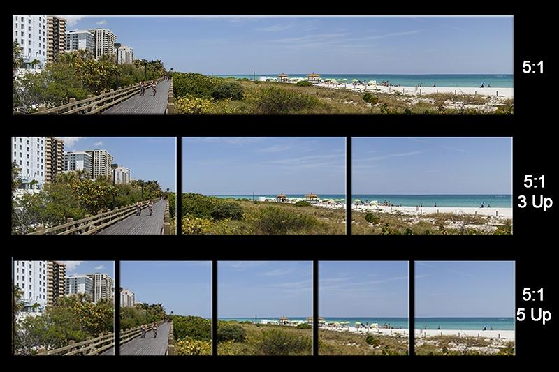 sheet Miami South Beach Wood boardwalk
